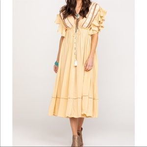 Free People Bali Will Wait For You Maxi Dress